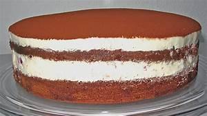 Torte Schnell Einfach : schnelle tiramisu torte mit kirschen von bienemaya ~ Eleganceandgraceweddings.com Haus und Dekorationen