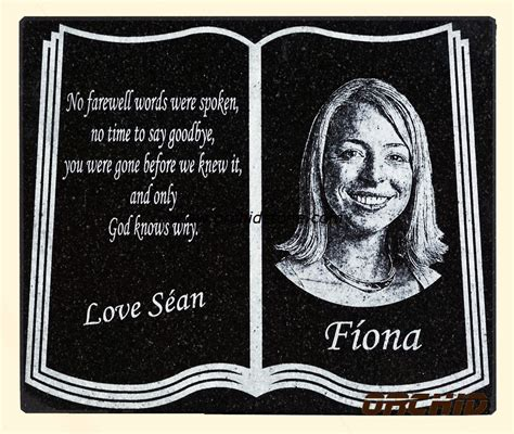 buy plaque laser engraved black granite memories plaque