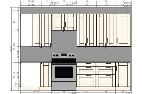 standard depth of kitchen cabinets standard cabinet depth standard kitchen cabinet 8307