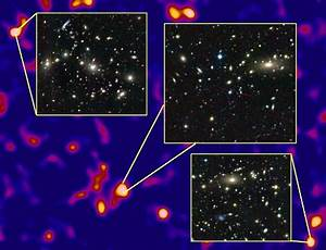 Mysterious 'dark matter' is mapped at last - showing a ...