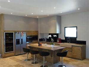 emejing photo cuisine contemporaine images amazing house With amazing meuble pour petite cuisine 4 la cuisine haut de gamme pour tous cuisiniste design aviva