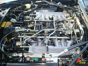 Jaguar Xjs V12 Engine Wallpaper