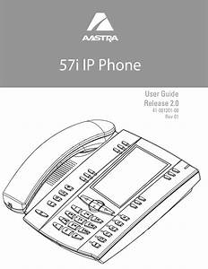 Aastra 57i Ip Phone User Manual Pdf Download