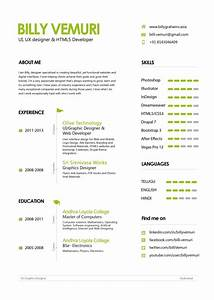 Best ux designer resume
