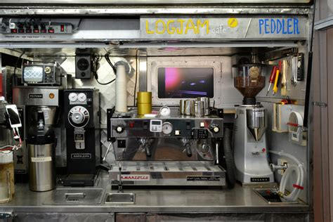 Tom n toms is easily accessible to various kinds of public utility vehicles and is near residential areas, schools, offices, hotels, and other notable businesses and establishments. Coffee in a Space Age Winnebago, and More A.M. Intel ...