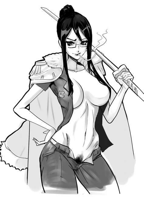 One Piece Hentai Tashigi