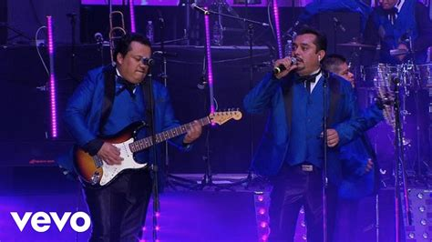 Los Ángeles Azules Ay Amor (Live) YouTube