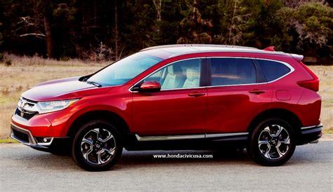 2019 Honda CR-V Release Date | Honda Civic Updates