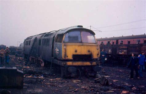 Scrap Yard Glasgow by April 3rd 1977