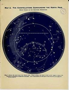 1926 constellations surrounding the north pole never ...