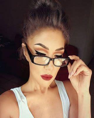 Poses tumblr con LENTES que no conoces Maquillaje con