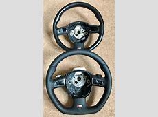 Steering wheel re trimrepair AudiSportnet