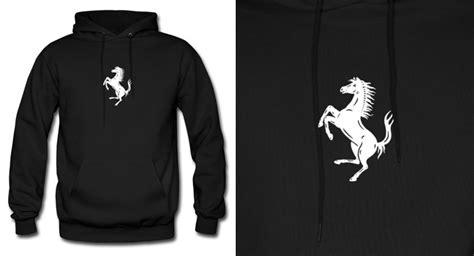 ferrari prancing horse shirts hoodies driver apparel