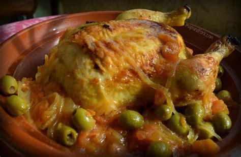 cuisine marocaine poulet aux olives une recette marocaine incontournable le poulet aux olives