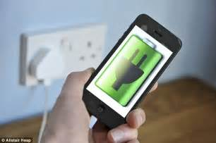 charge  phone    power daily