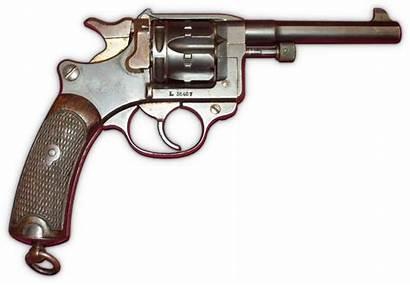 Gun History America Revolver Lebel Control 1930