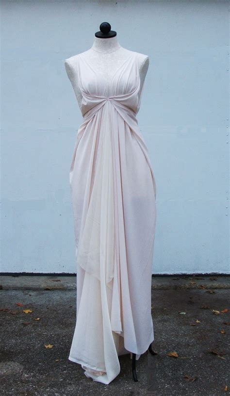 garment draping rused couture gown sewing projects burdastyle