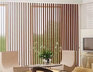 Store à Lamelles Verticales : awesome store interieur lamelles verticales 11 ~ Premium-room.com Idées de Décoration