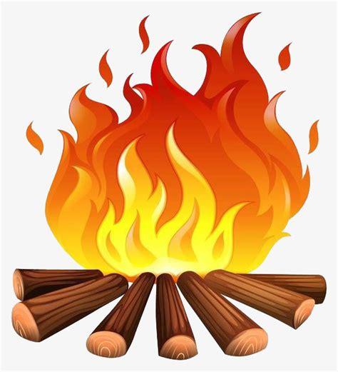 Bonfire Clipart Bonfire Illustration Combustion Fuel Png Image