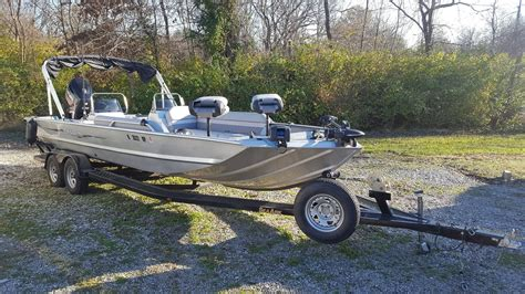 Seaark Big Easy Boats For Sale by Sea Ark Big Easy 2472 2013 For Sale For 36 995 Boats