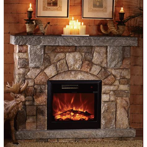 electric fireplace ideas rustic electric fireplaces designs ideas and 3539