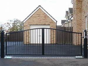 Best Electric Driveway Gates — Home Ideas Collection