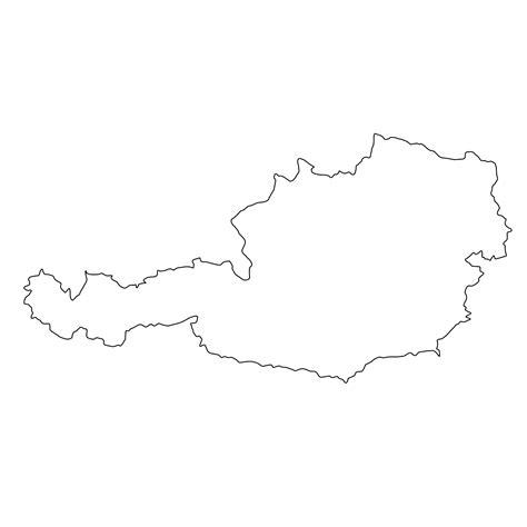 Österreich | Landkarten kostenlos – Cliparts kostenlos