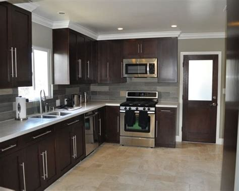 Simple and Compact L Shaped Kitchen Design ? Incredible Homes