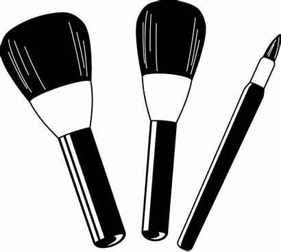 Makeup Clipart Cliparts Cartoon Cosmetics Transparent Concealer