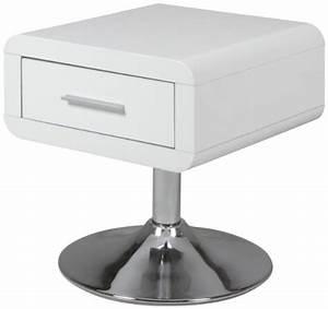 Ac Design Stuhl : ac design furniture 47909 nachttisch josefine mit 1 schublade wei hochglanz retro stuhl ~ Frokenaadalensverden.com Haus und Dekorationen