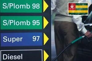 Sans Plomb 98 Prix : togo essence super sans plomb l tat pr l ve au moins 33 sur le prix du litre la pompe ~ Medecine-chirurgie-esthetiques.com Avis de Voitures