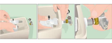 r 233 parer les fuites 224 l int 233 rieur du r 233 servoir des toilettes wc