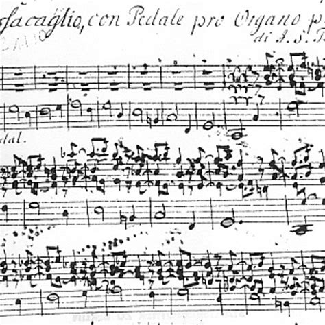 Todd Wilson Plays Johann Sebastian Bach Passacaglia And