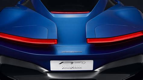 What Is Car by Official Pic New Pininfarina Pf0 Hypercar Top Gear