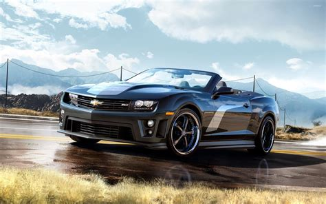 2014 Chevrolet Camaro Zl1 Wallpaper