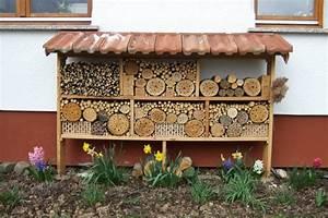 Tiere Im Insektenhotel : insektenhotel nabu rheinland pfalz ~ Whattoseeinmadrid.com Haus und Dekorationen