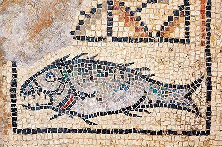 Eufrazijeva bazilika, detalj s najstarijeg oratorija ...