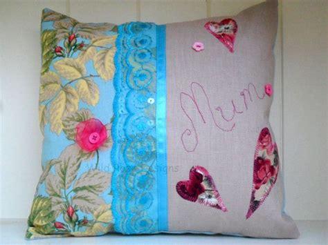 mini mum cushion  images handmade cushions