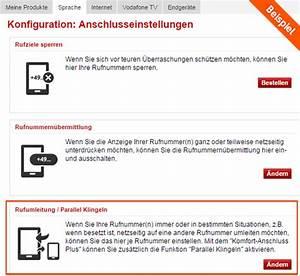 Vodafone Festnetz Rechnung : hilfe festnetz anschluss festnetz ~ Themetempest.com Abrechnung