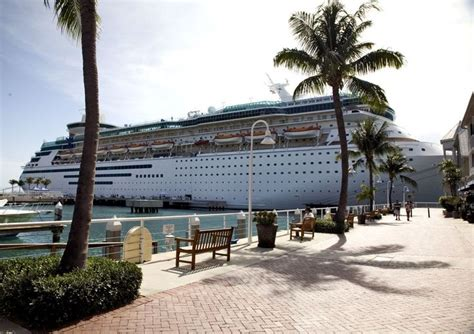 Cruise Ship In Port In Key West. | Key West Florida | Pinterest