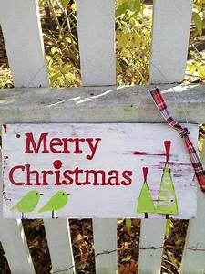 Merry, Christmas, Sign, For, The, Front, Door