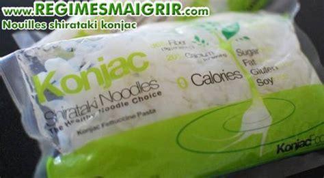 t 233 moignage perte de poids avec konjac r 233 gime pauvre en calories