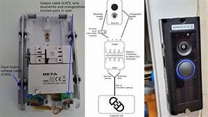Deta Doorbell To Ring Doorbell Pro - Uk Wiring Guide