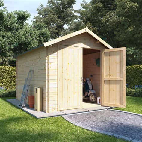 log cabin shed billyoh apex log cabin windowless heavy duty shed range