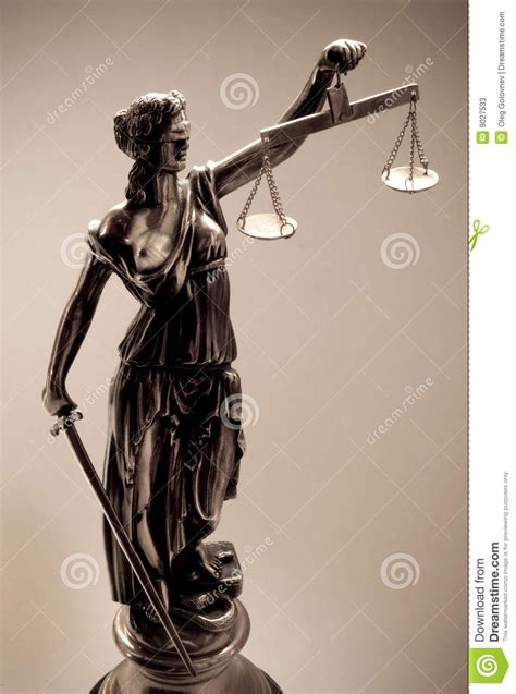 justice stock  image