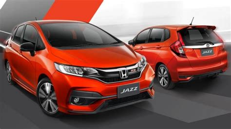 2019 Honda Jazz by All You Need To About The 2019 Honda Jazz