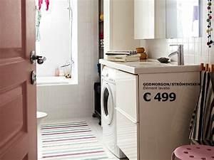 Tapis Salle De Bain Ikea : tapis ikea salle de bain photo 10 10 petit tapis rectangulaire bien pratique pour ~ Teatrodelosmanantiales.com Idées de Décoration