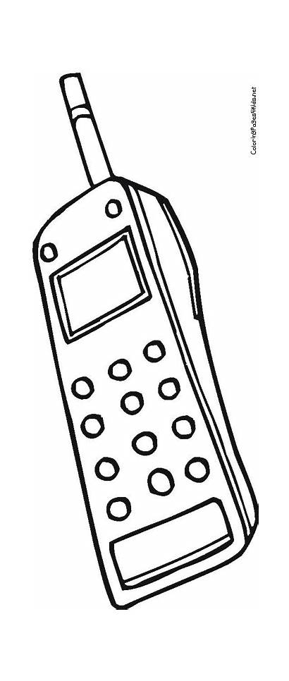 Cell Phones Getdrawings Drawing