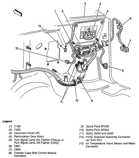 Chevy 4wd Actuator Valve Wiring Diagram by 1999 Chevy Blazer 4wd The 4wd 10a Fuse Keeps Blowing