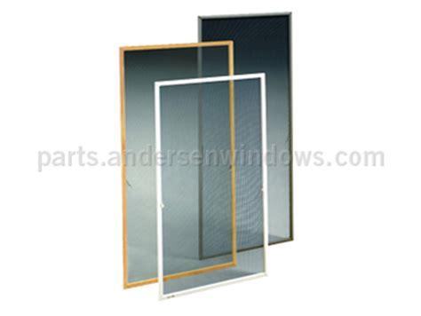 insect screens andersen series casement windows